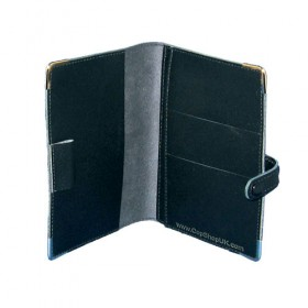 Pocket Notebook Holder - Side Opening with Tab