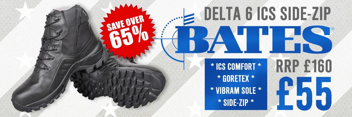 Bates Delta 6 Special Offer