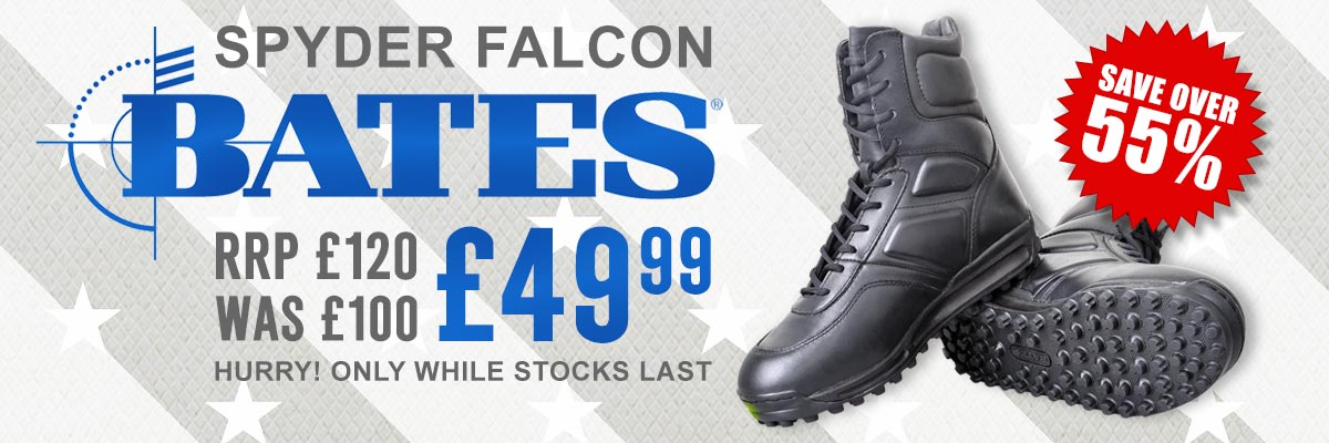 Bates Spyder Falcon Special Offer