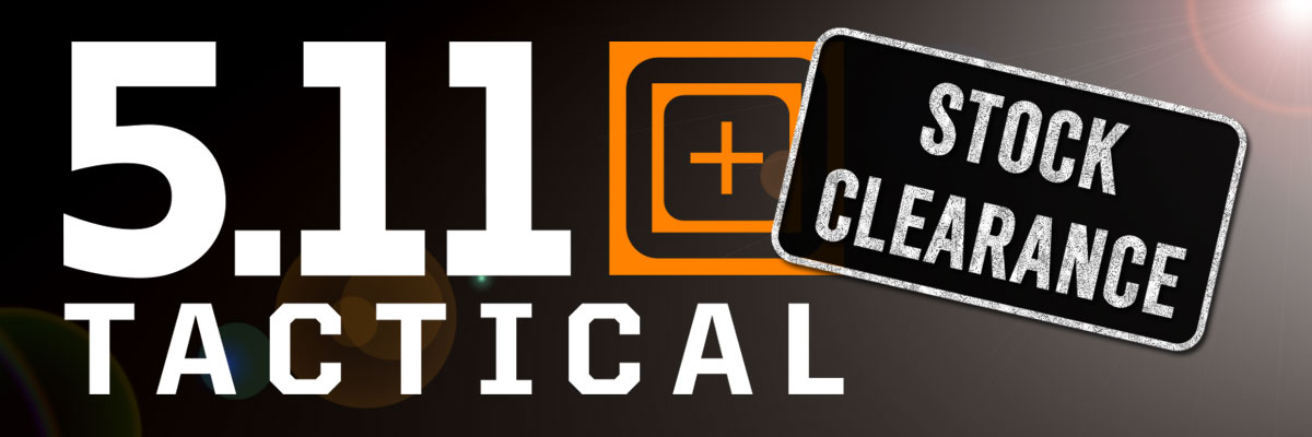 5.11 Tactical Stock Clearance