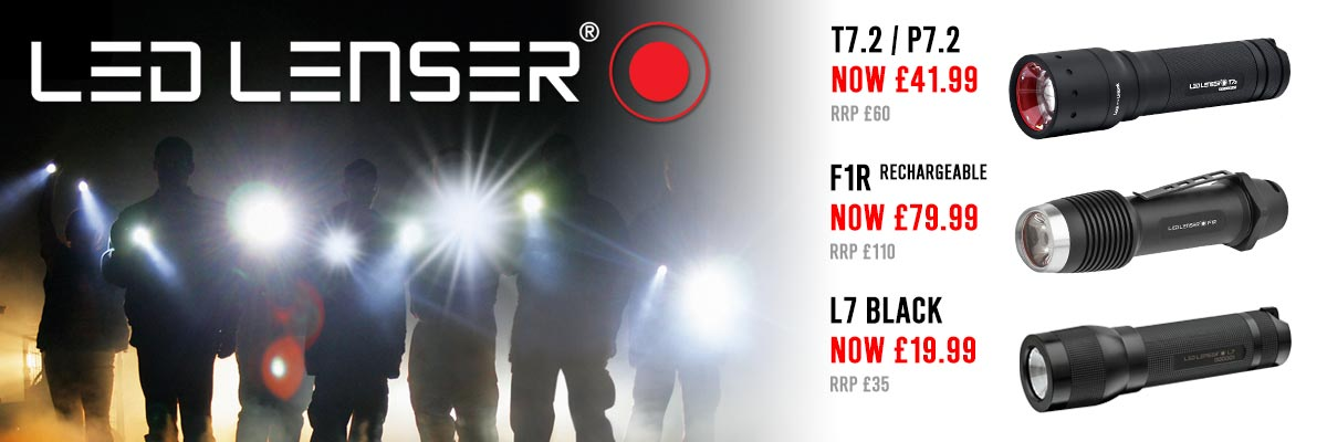 LED Lenser Exclusive Offers