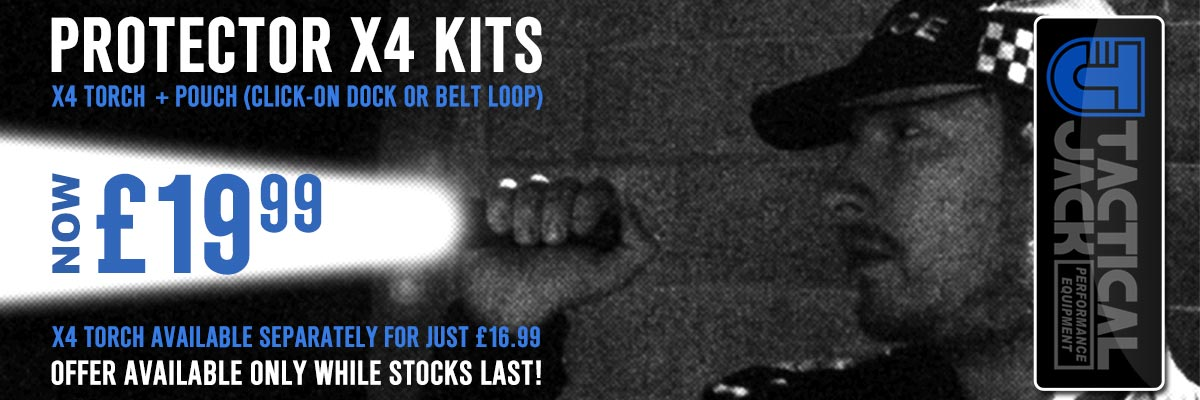 Tactical Jack Torch Kits Special Offer