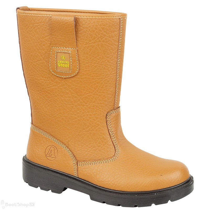 Amblers FS118 Unlined Safety Rigger Boot