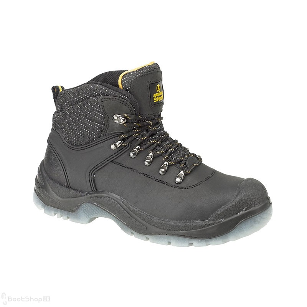 Amblers FS199 Bump-Cap Safety Boot