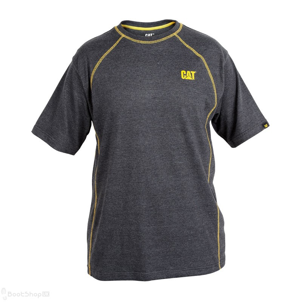 CAT Performance T-Shirt - Grey