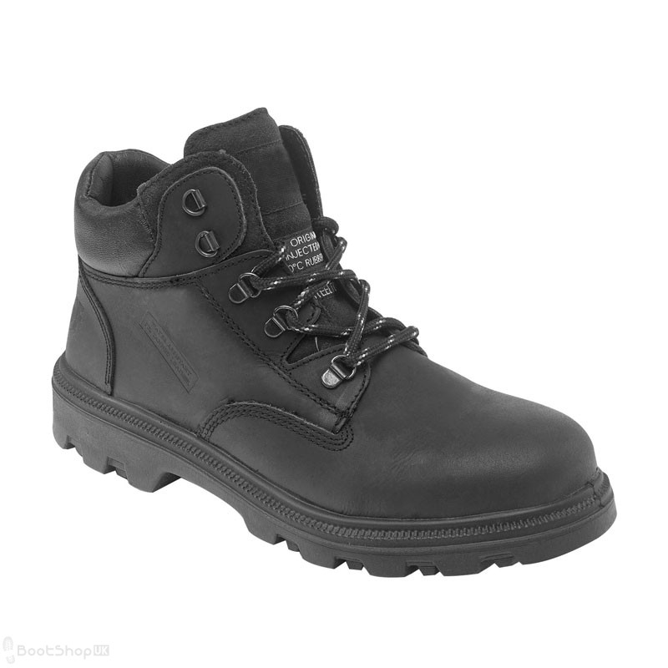 Eurotec 520SM Black Chukka Safety Boot