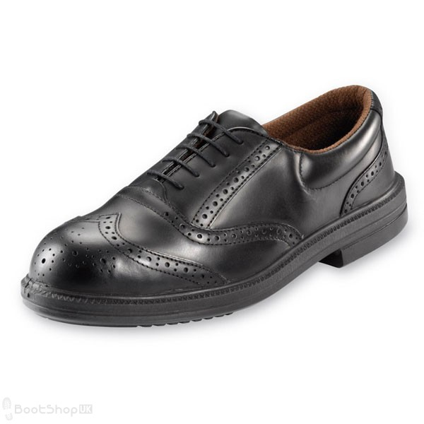 Executive Brogue Safety Shoe