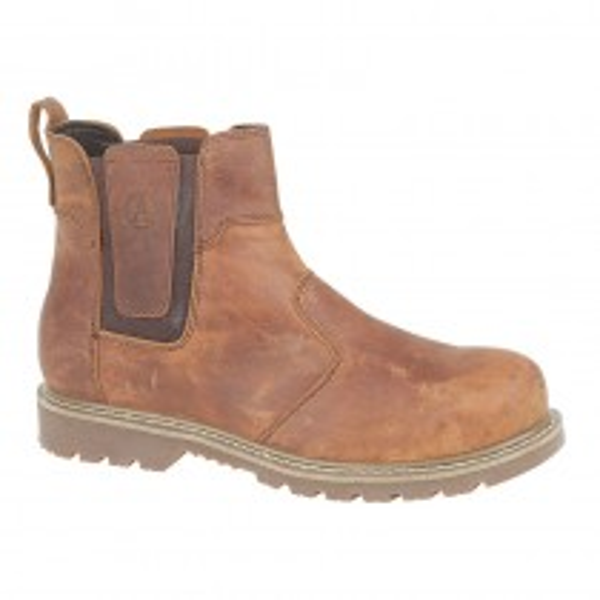Amblers FS165 Crazy Horse Safety Dealer Boot
