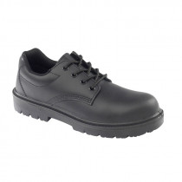 Executive 806SM Black Safety Shoe