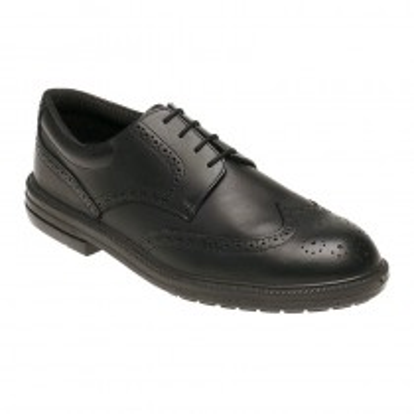 Toesavers 912 Brogue Safety Shoe