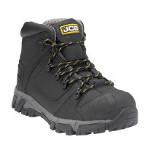 JCB X-Series Safety Boot - Black