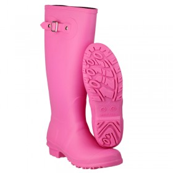 Sandringham Ladies Wellington Boot - Pink