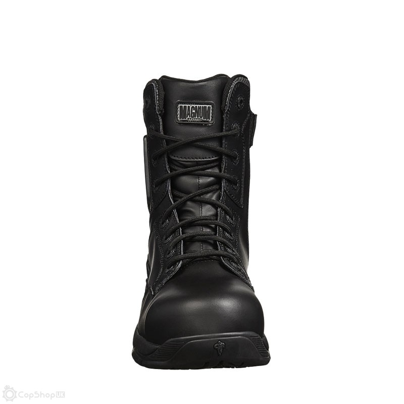 693185c18b2 Magnum Strike Force 8.0 CT Side-Zip Waterproof Safety Boot :