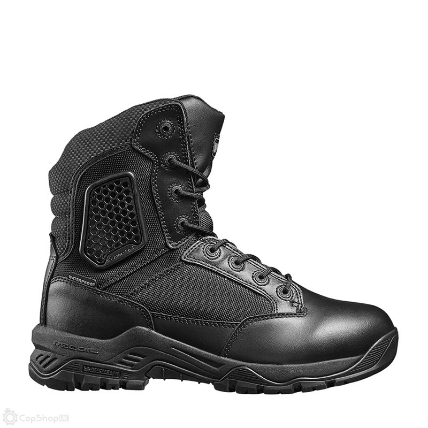 Magnum Strike Force 8 0 Side Zip Waterproof Boot Copshopuk