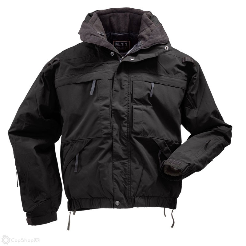 5.11 5-in-1 Jacket - Black