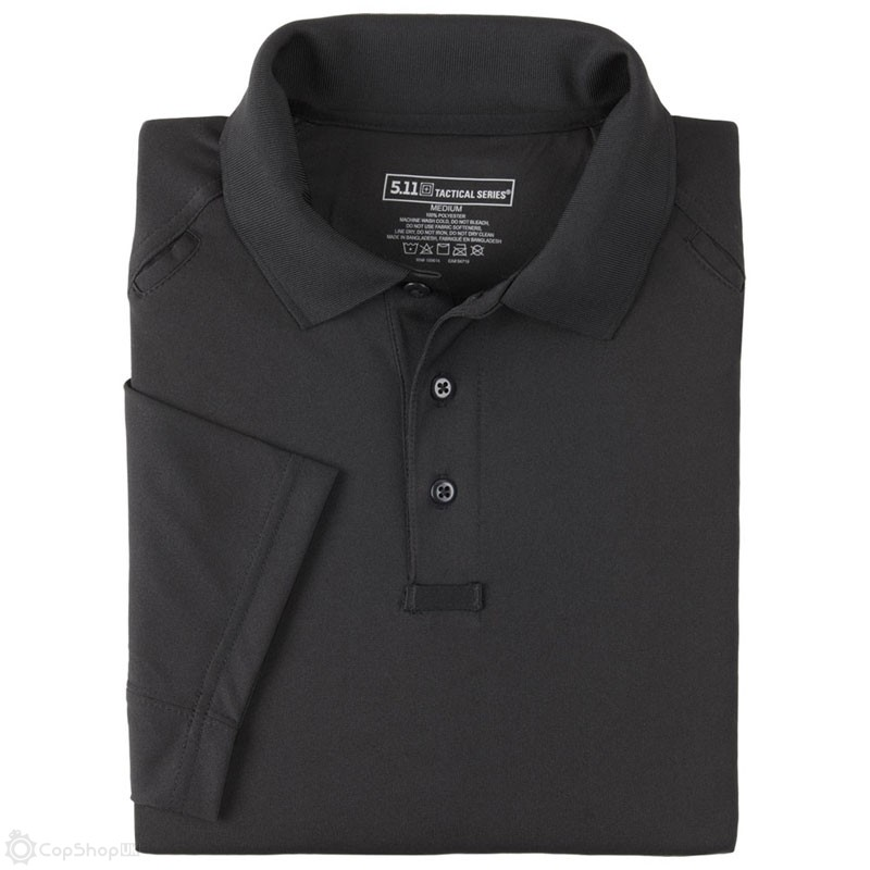 5.11 Performance Polo - Short Sleeve - Black