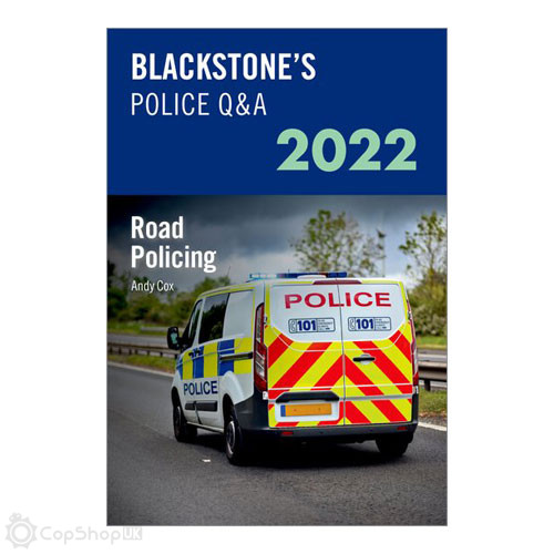 Blackstone's Police Q&A: Road Policing 2022