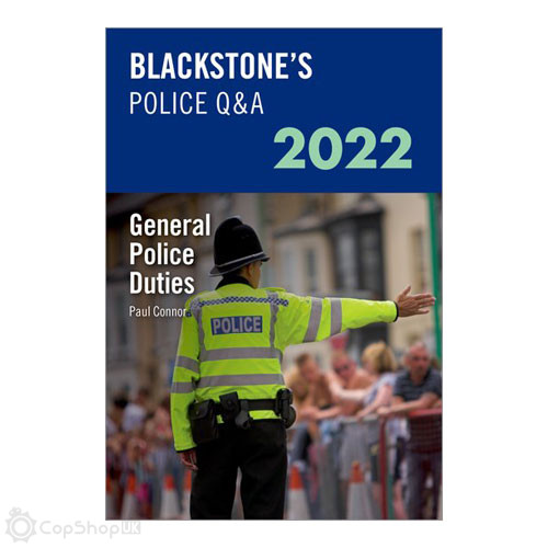 Blackstone's Police Q&A: General Police Duties 2022