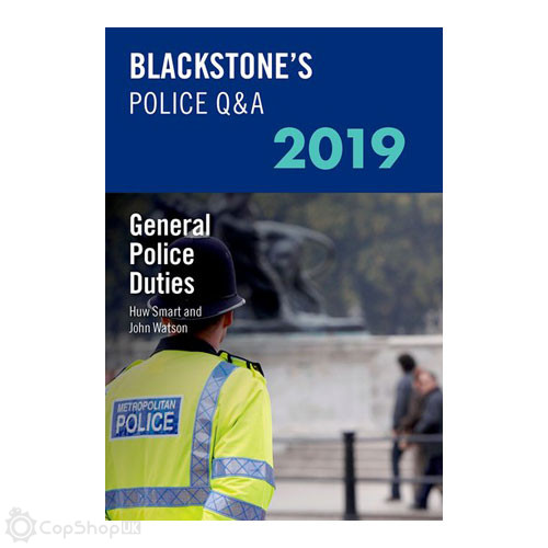 Blackstone's Police Q&A: General Police Duties 2019