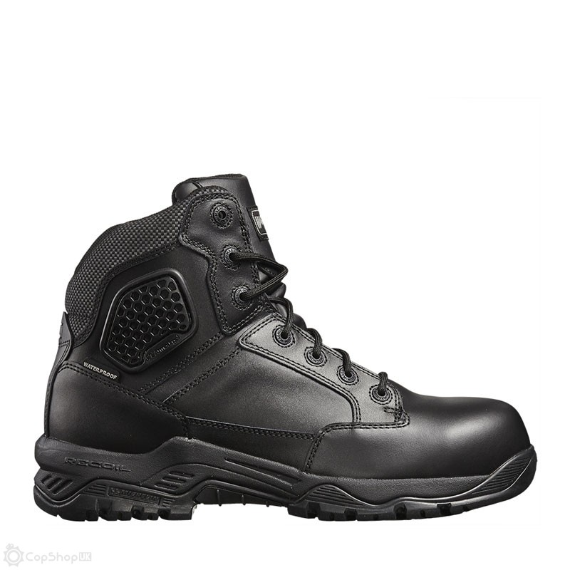 Magnum Strike Force 6.0 CT Side-Zip Waterproof Safety Boot