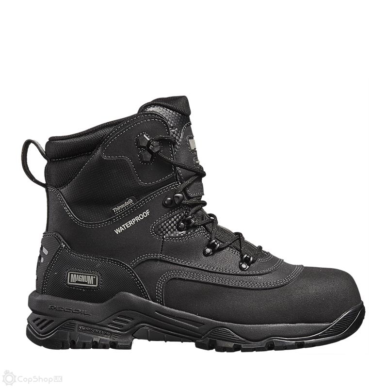 Magnum Broadside 8.0 Waterproof Insulated Safety Boot