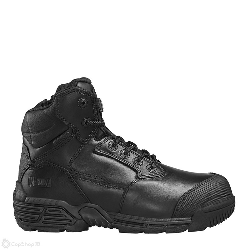Magnum Stealth Force 6.0 Side-Zip Bump Toe Safety Boot
