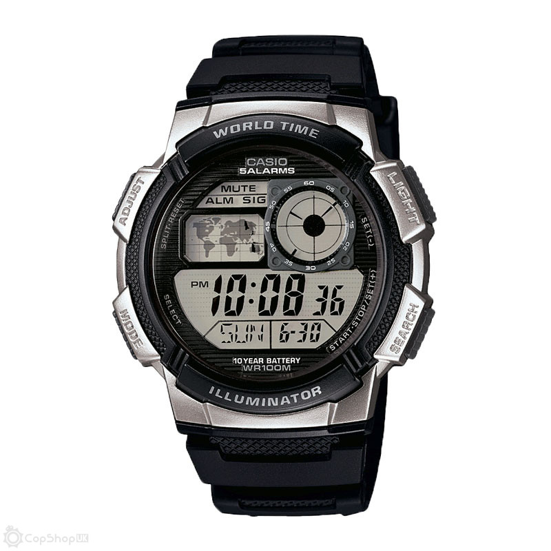Casio Watch AE-1000W-1A2VEF