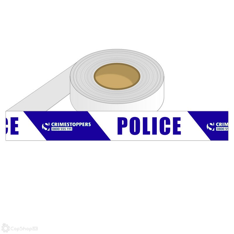 Barrier Tape - POLICE Crimestoppers