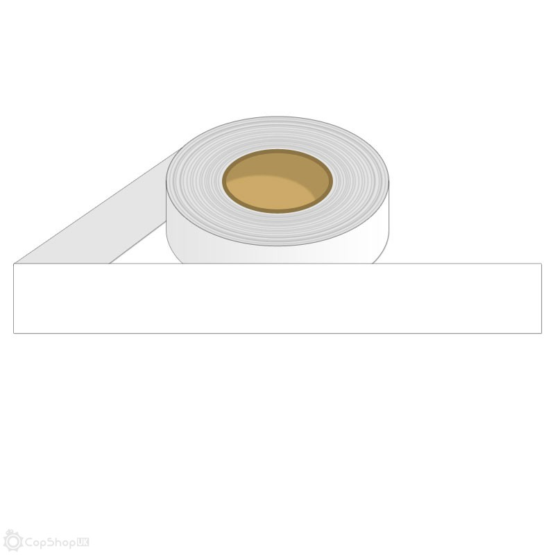 Barrier Tape - White