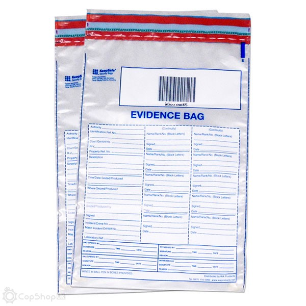 Generic Evidence Bag - Large