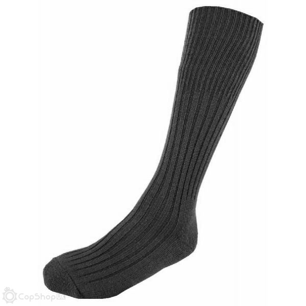 Military Forces Sock - Black
