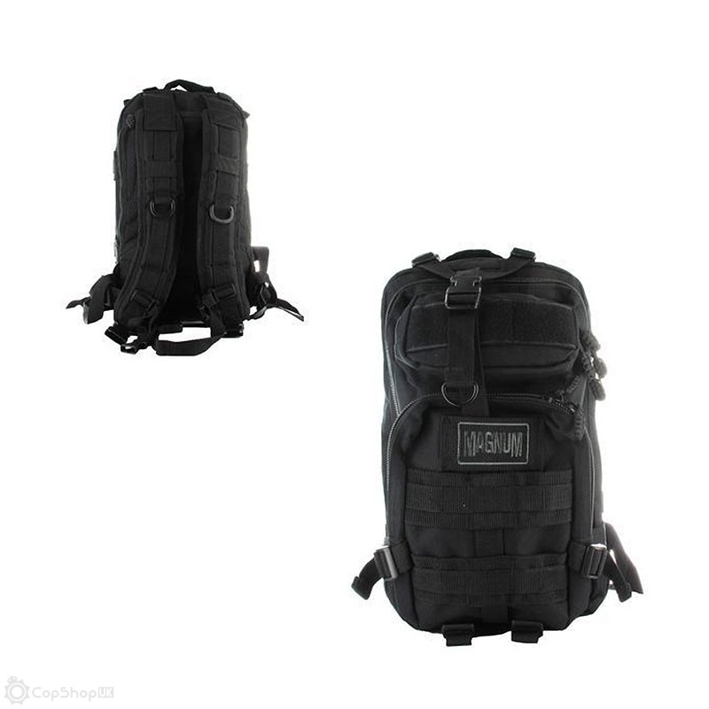 Magnum Fox Backpack - Black