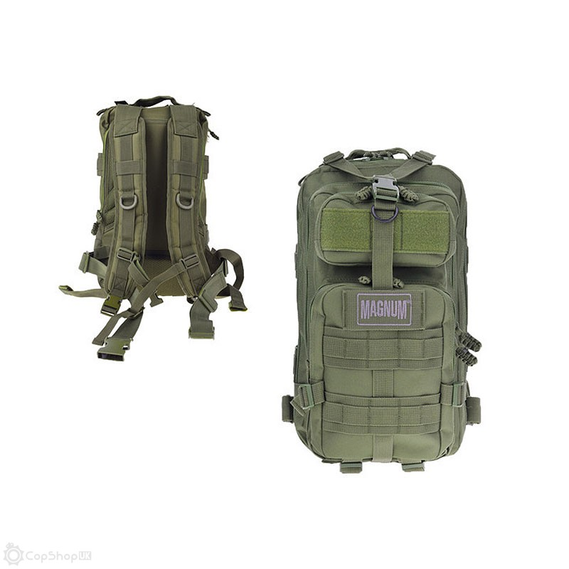 Magnum Fox Backpack - Olive Green