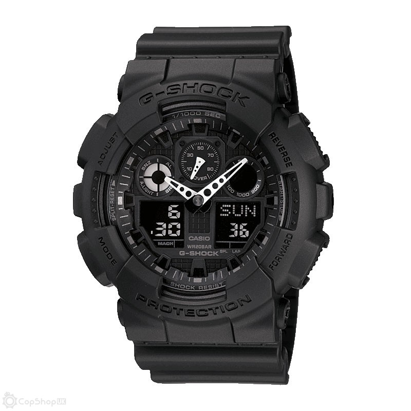 Casio G-Shock Watch GA-100-1A1ER