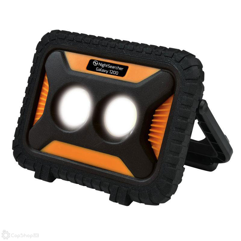 Nightsearcher Galaxy 1200 - Rechargeable LED Work Light