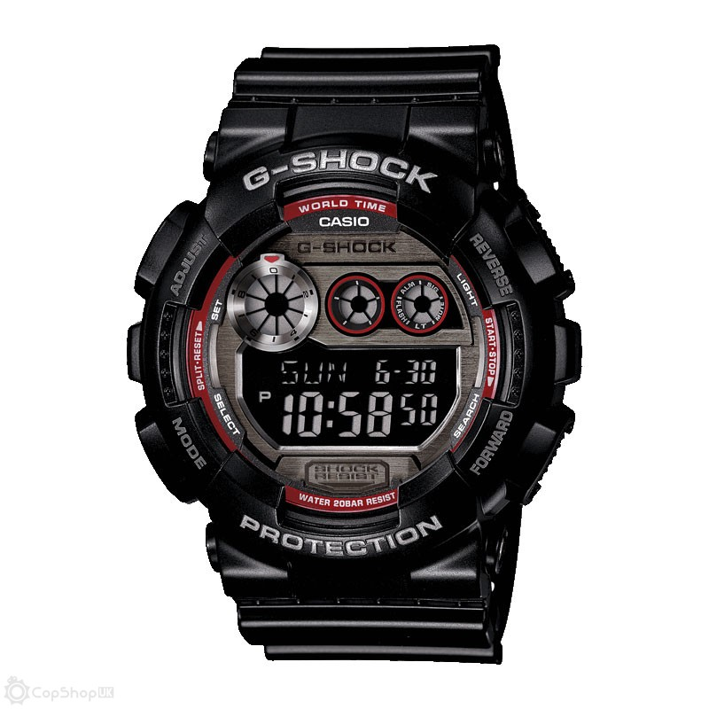 Casio G-Shock Watch GD-120TS-1ER