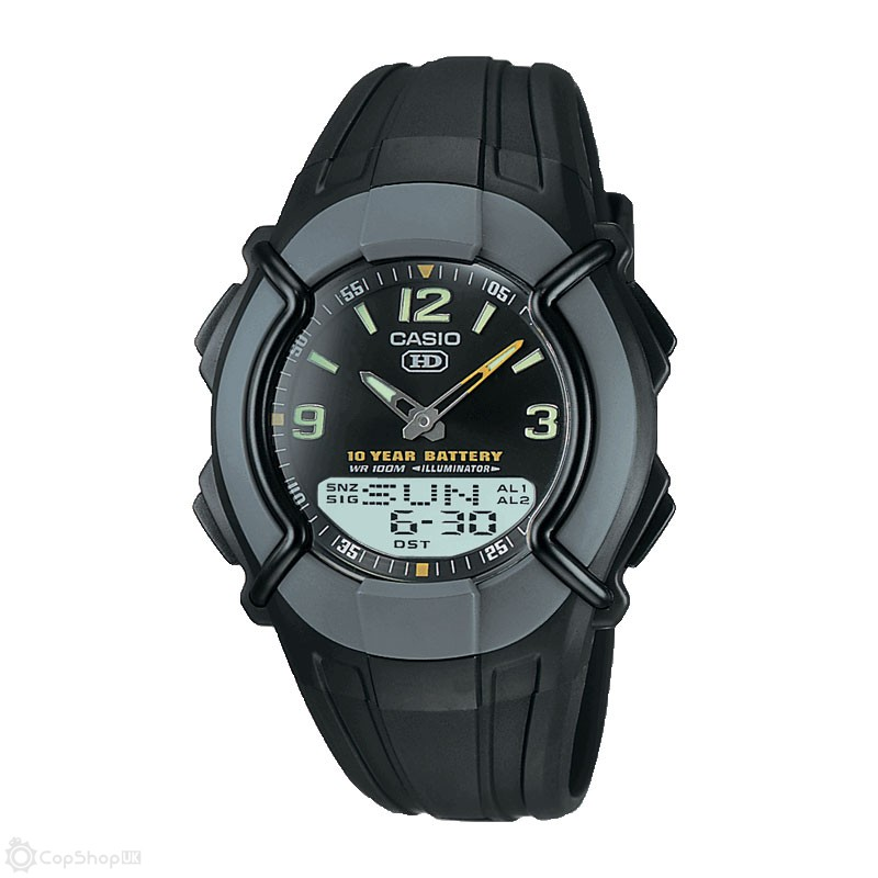 Casio Watch HDC-600-1BVES
