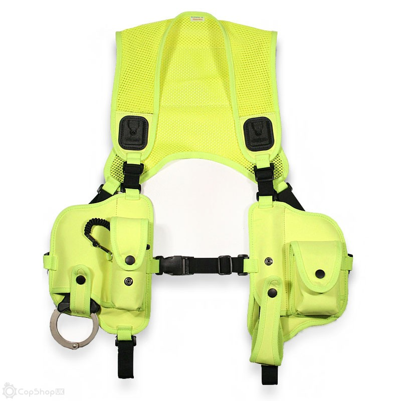 Police Issue Mini Vest - Hi-Vis
