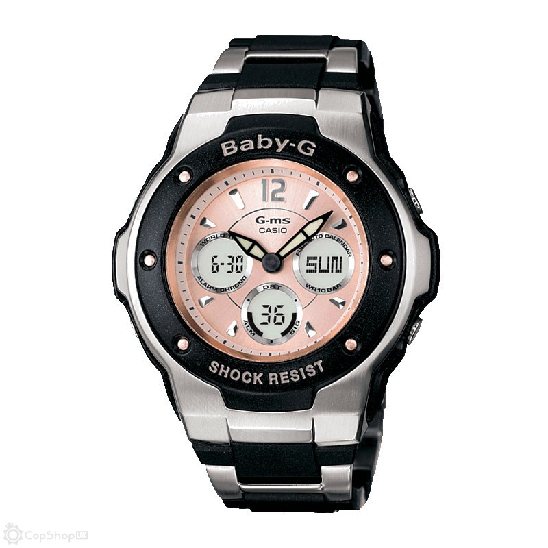 Casio Baby-G Watch MSG-300C-1BER