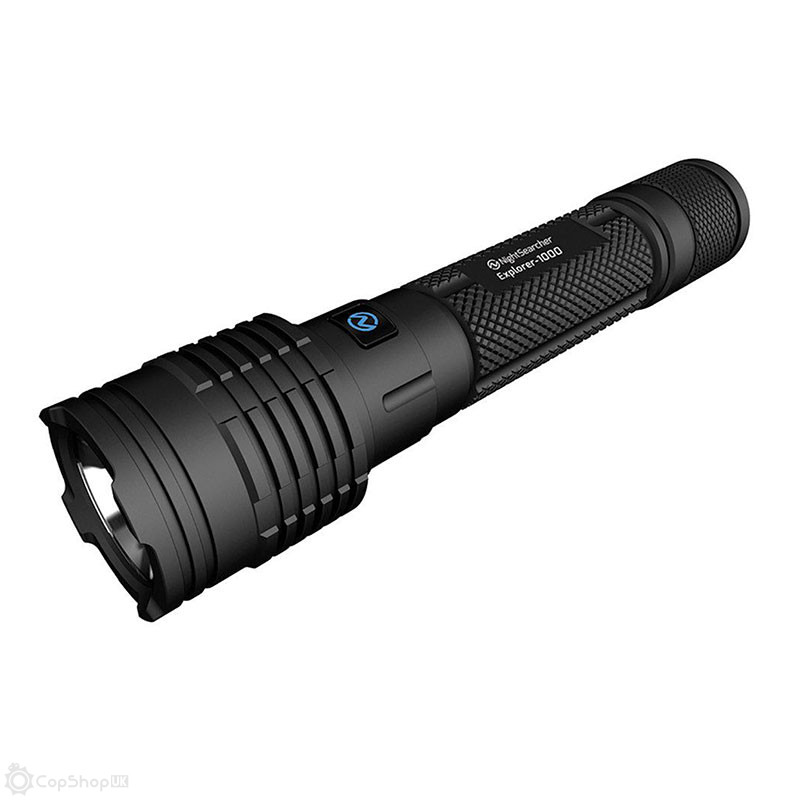 Nightsearcher Explorer-1000 Rechargeable LED Flashlight