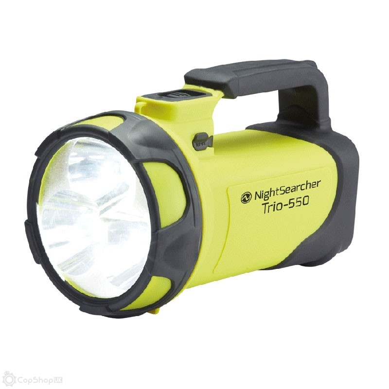 Nightsearcher Trio 550 Rechargeable Searchlight