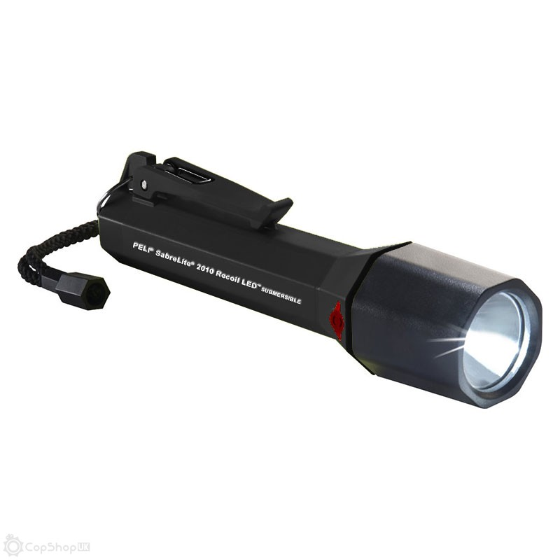 Peli SabreLite 2010 Recoil LED Torch