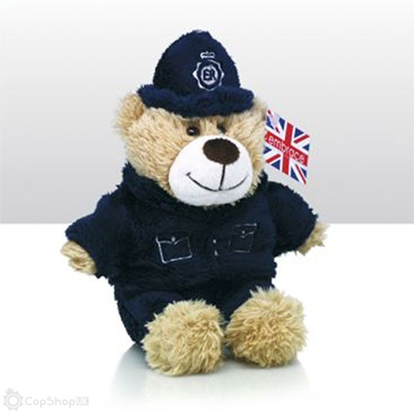 Policeman Bear Soft Toy