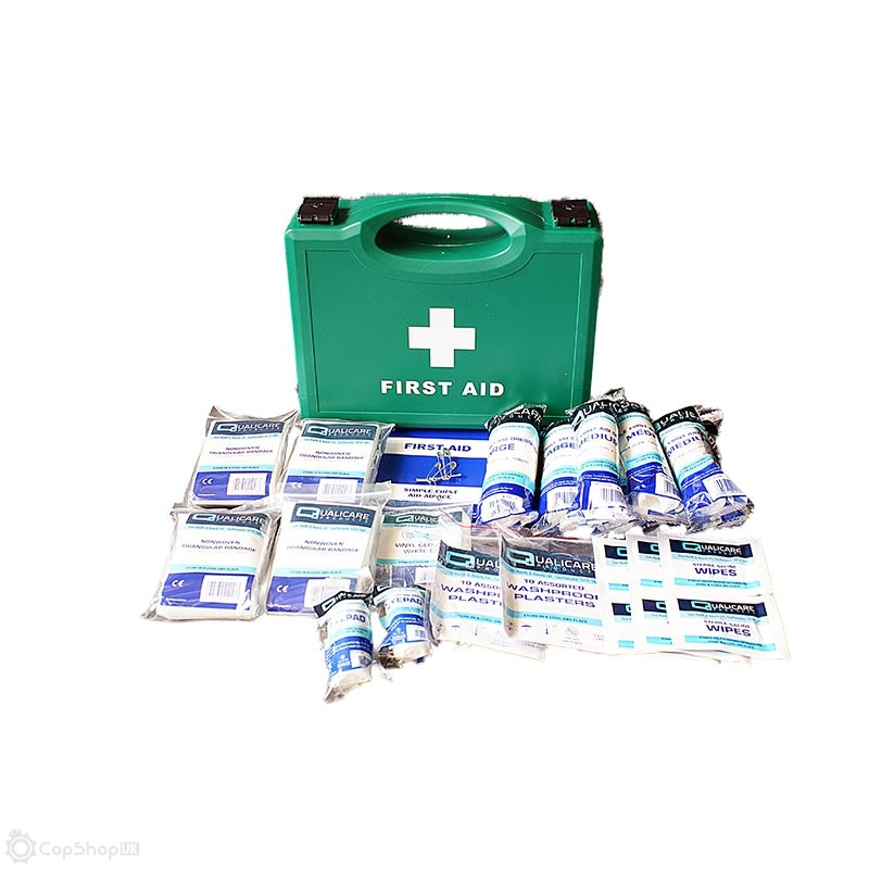 First Aid Kit - HSE - 1-10 Person