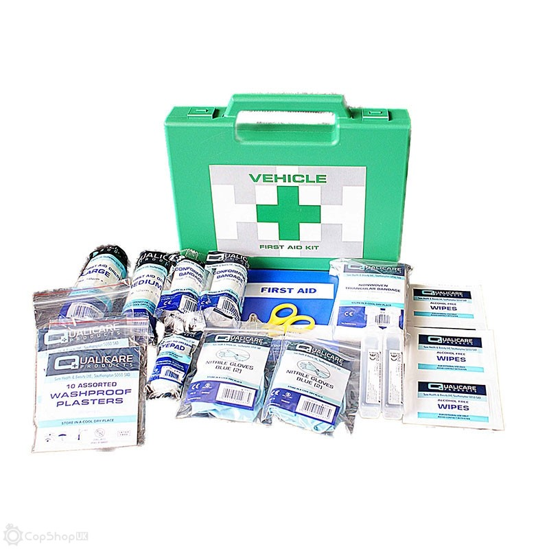 First Aid Kit - HSE - Vehicle/Travel Kit