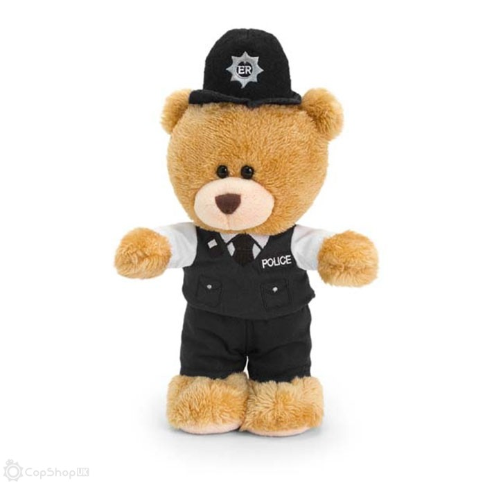 'Pipp The Bear' Policeman - With Siren Sound