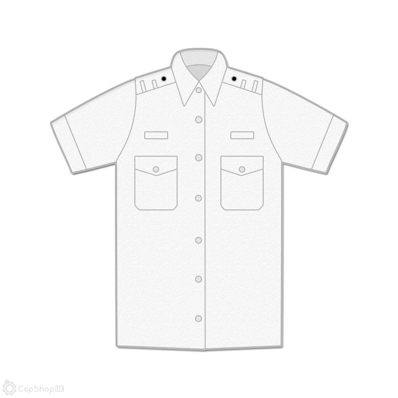 Uniform Shirt - Womens / Short Sleeve / Shoulder Loops