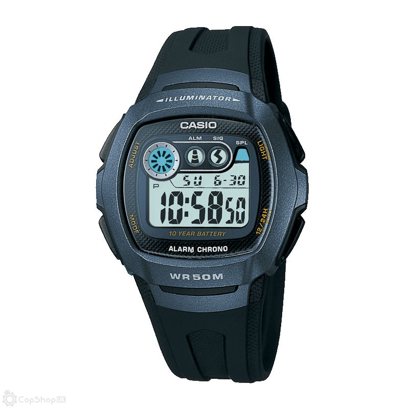 Casio Watch W-210-1BVES