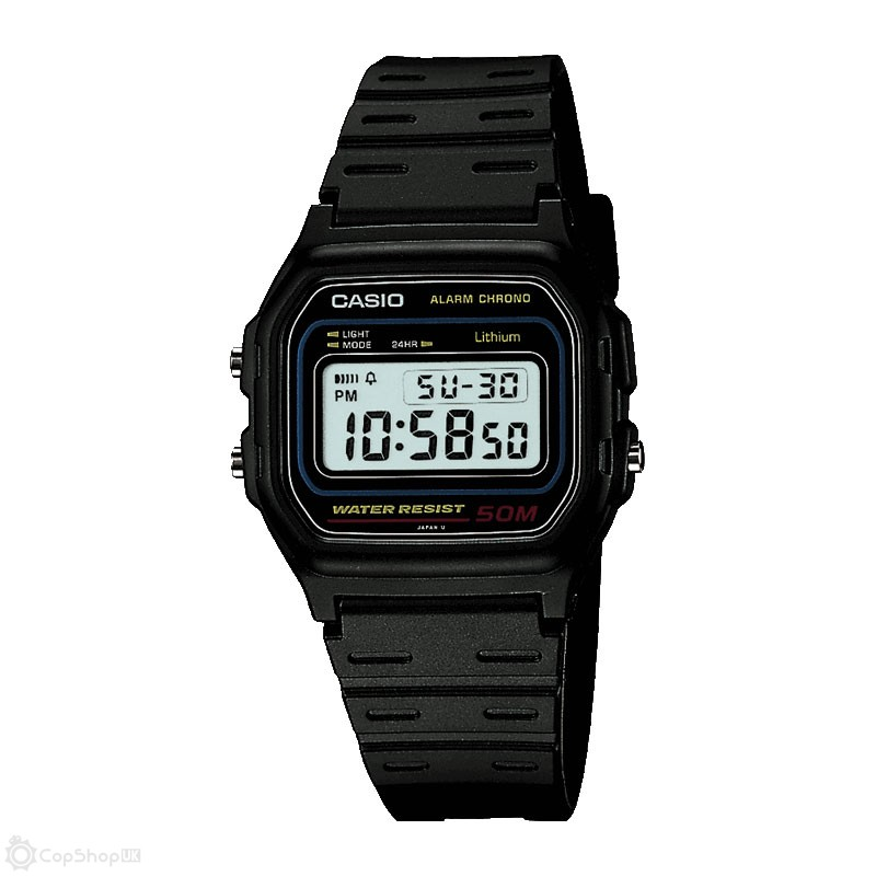 Casio Watch W-59-1VQES