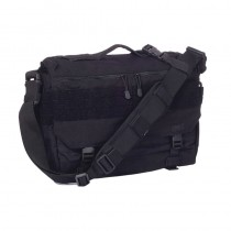 5.11 RUSH Delivery LIMA Messenger Bag - Black
